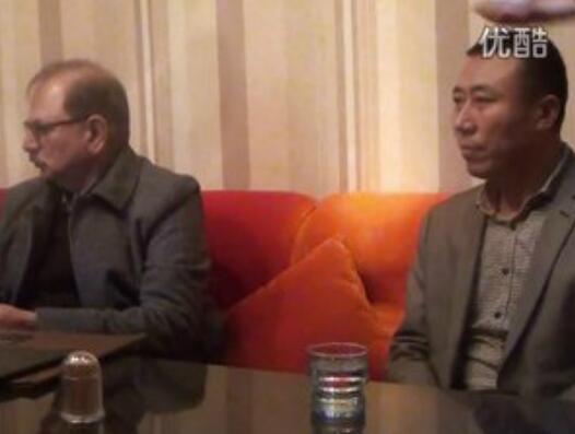 郭总与澳大利亚客户洽谈视频