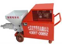 七彩贝壳SG-3000A砂浆喷涂机