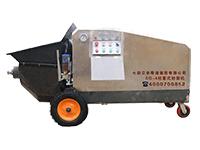 SG-4柱塞式砂浆喷涂机