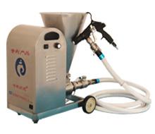 大功率砂浆机慢流量砂浆材料喷涂(图文)