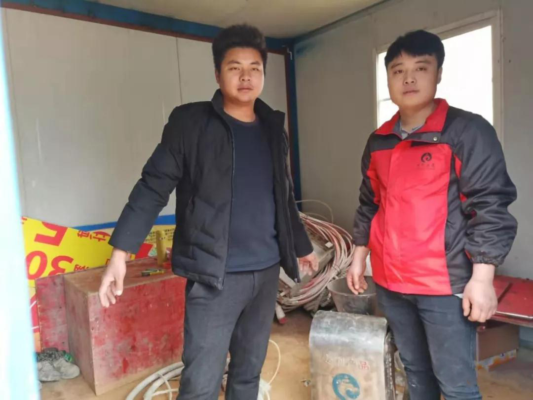 七彩贝壳技术部市场巡回,助力工程全速开工(图文)